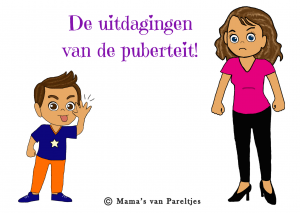 Lees meer over het artikel De uitdagingen met pubers!